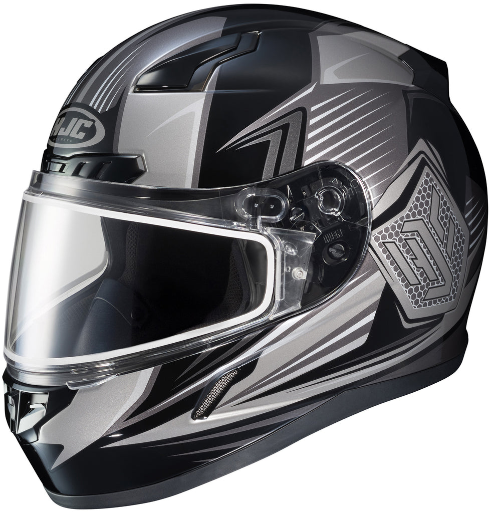 Hjc Cl-17+ Striker Snw Mc-5 Full Face Helmet Mc5
