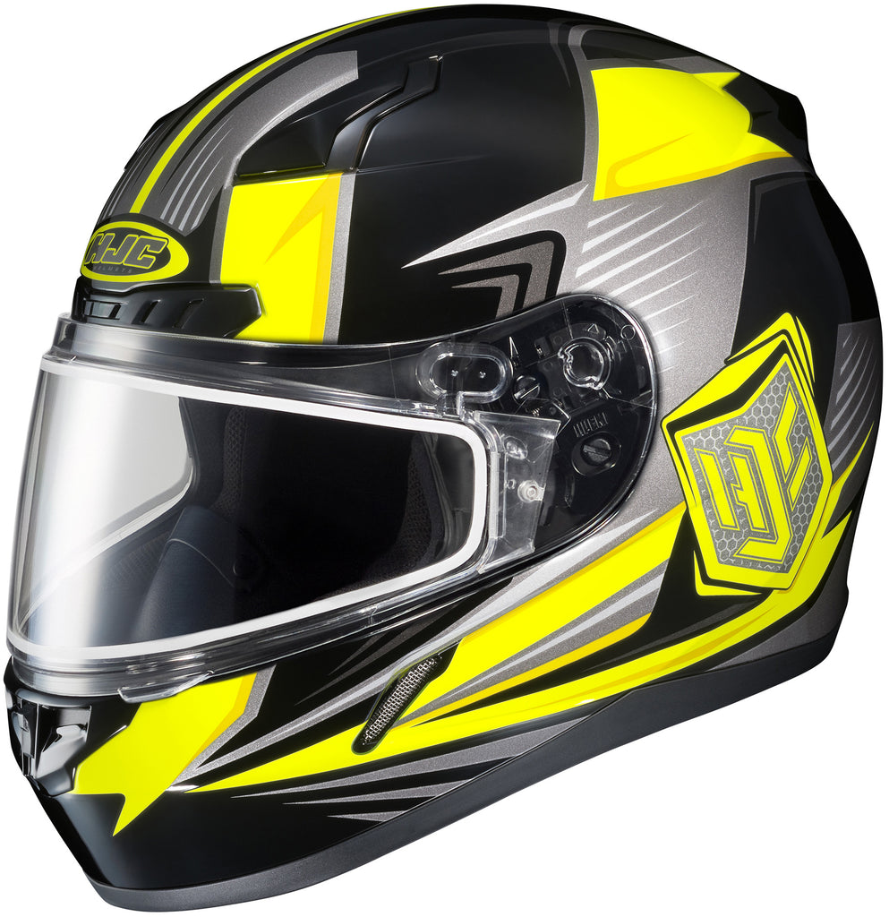 Hjc Cl-17 Striker Snw Mc-3h Full Face Helmet