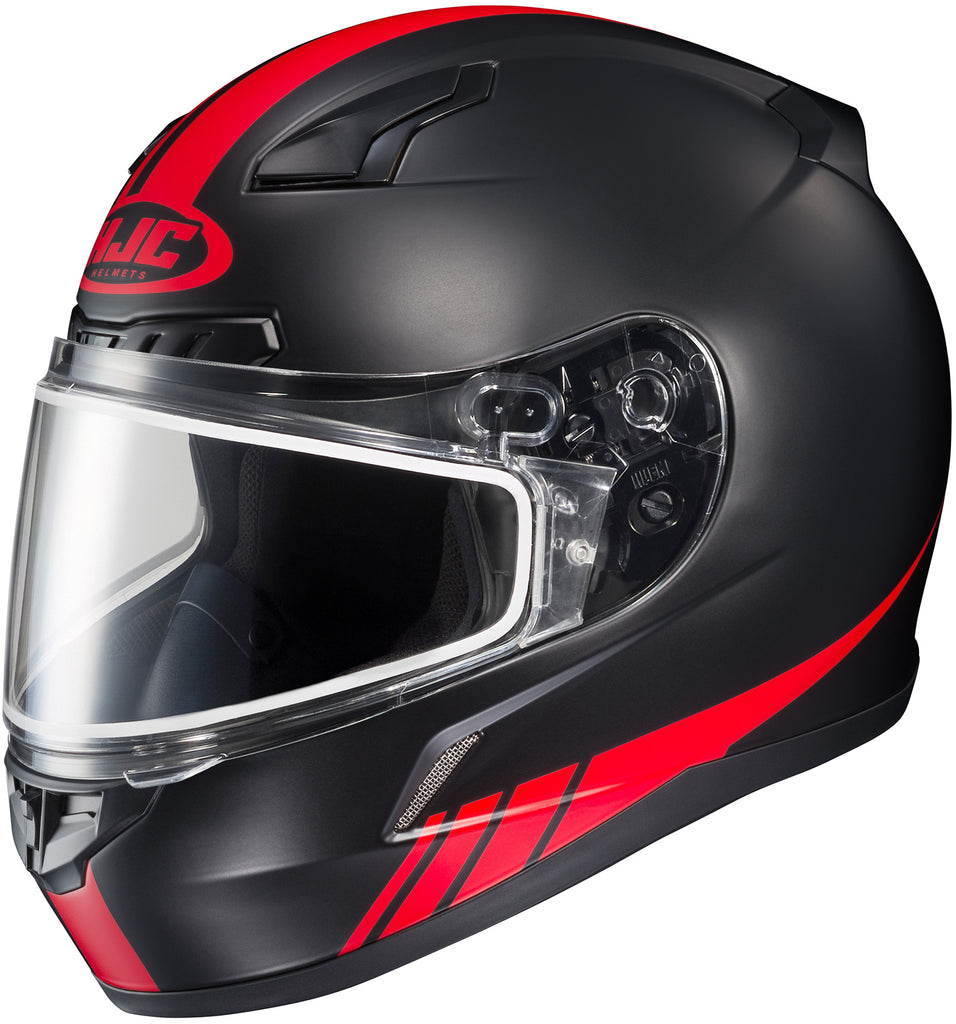 Hjc Cl-17 Streamline Sno Mc1f Full Face Helmet