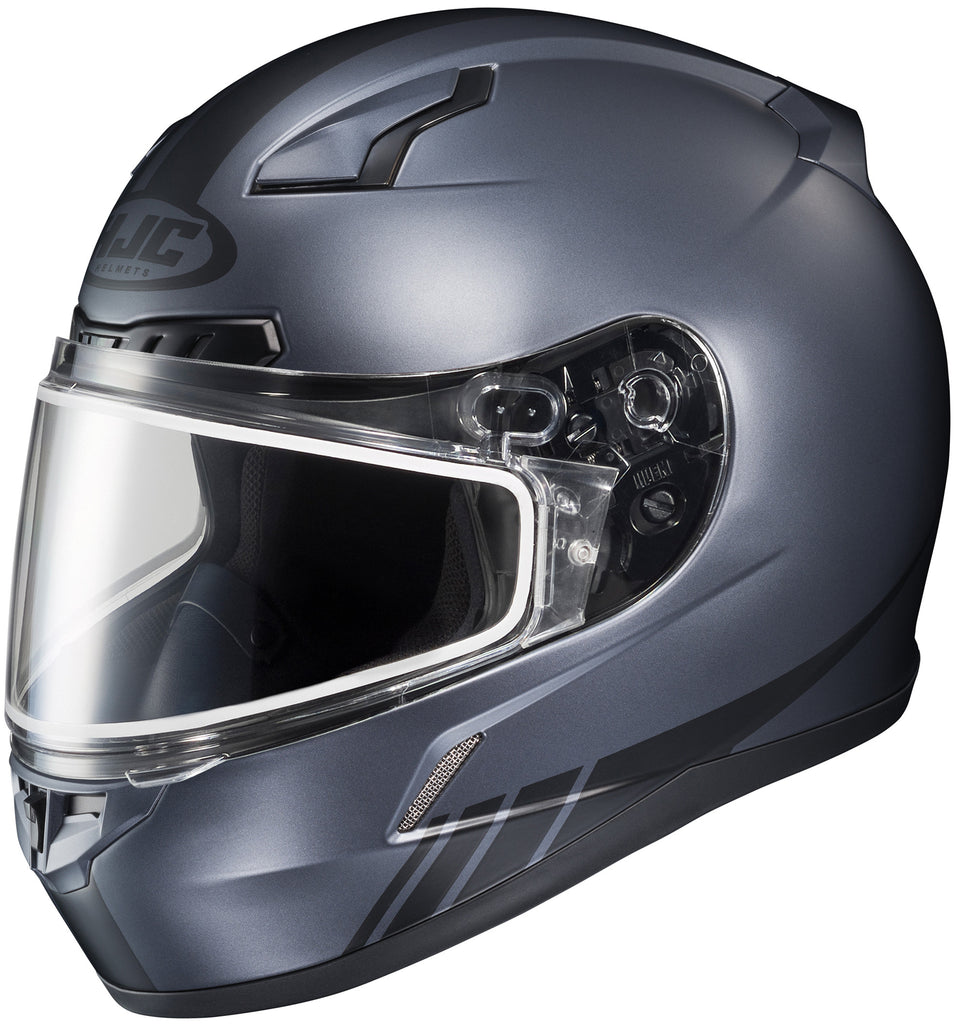 Hjc Cl-17 Streamline Sno Mc5f Full Face Helmet