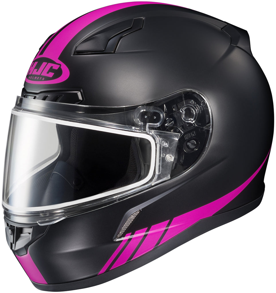 Hjc Cl-17 Streamline Sno Mc8f Full Face Helmet