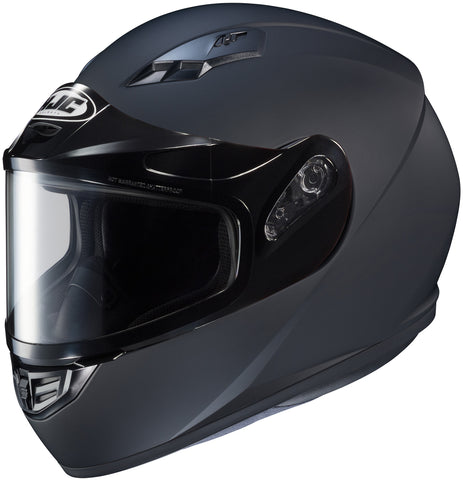 Hjc Cs-r3 Snow Full Face Helmet Matte Black