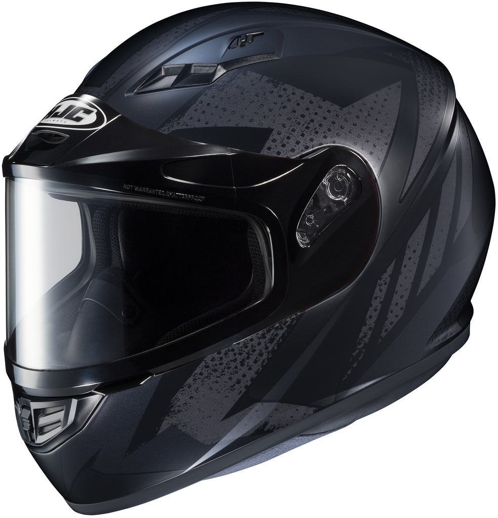 Hjc Cs-r3 Treague Snow Mc5f Full Face Helmet