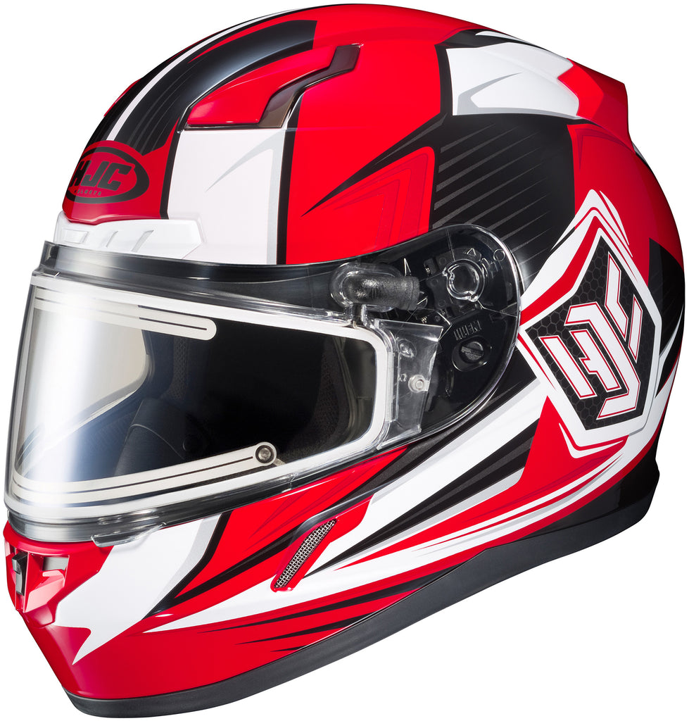 Hjc Cl-17 Striker Elec Mc-1 Full Face Helmet Mc1