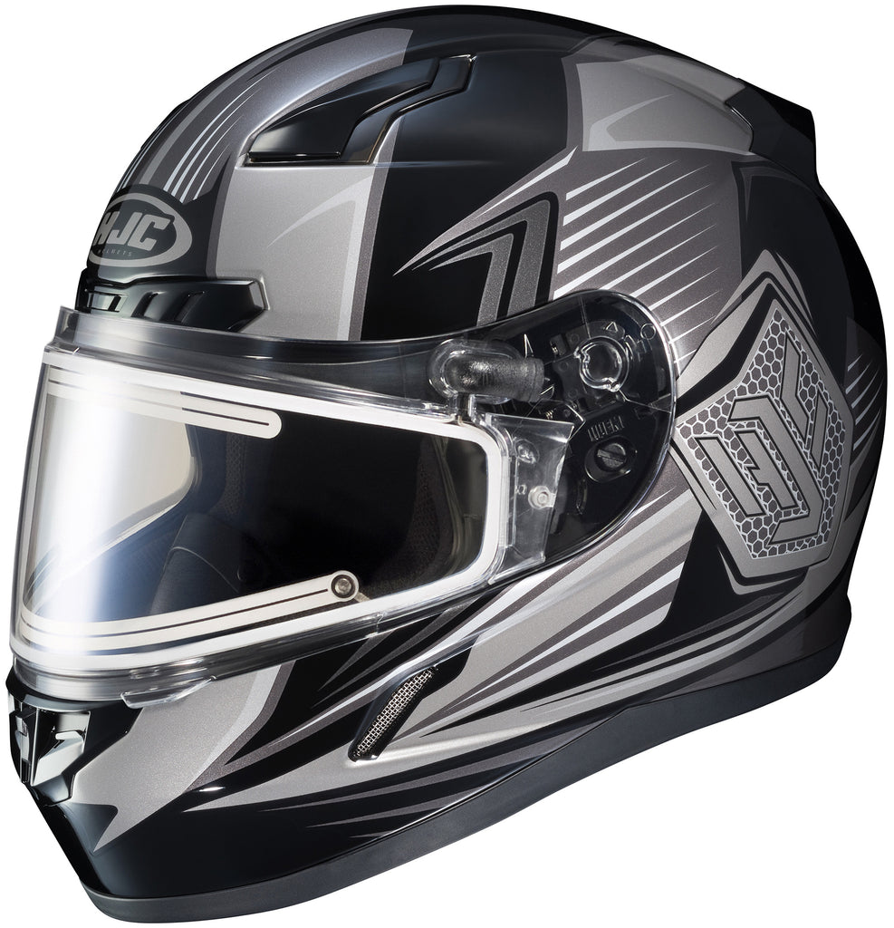 Hjc Cl-17+ Striker Elec Mc-5 Full Face Helmet Mc5