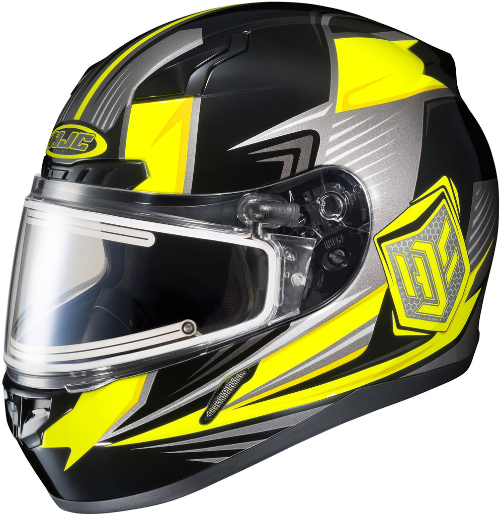 Hjc Cl-17 Striker Elec Mc-3h Full Face Helmet