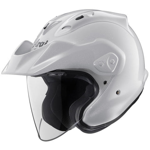 Arai CT-Z Diamond White Helmet