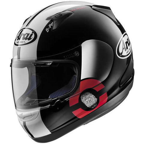 Arai RX-Q DNA Black Helmet