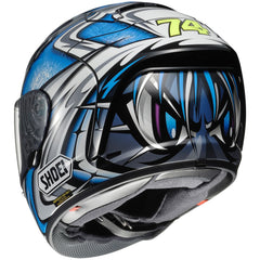 Shoei X-Twelve Daijiro Kato Memorial Helmet - Grey - HelmetOnline  - 2