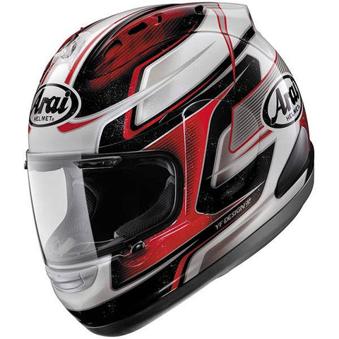 Arai Corsair V Dani-3 Red Helmet