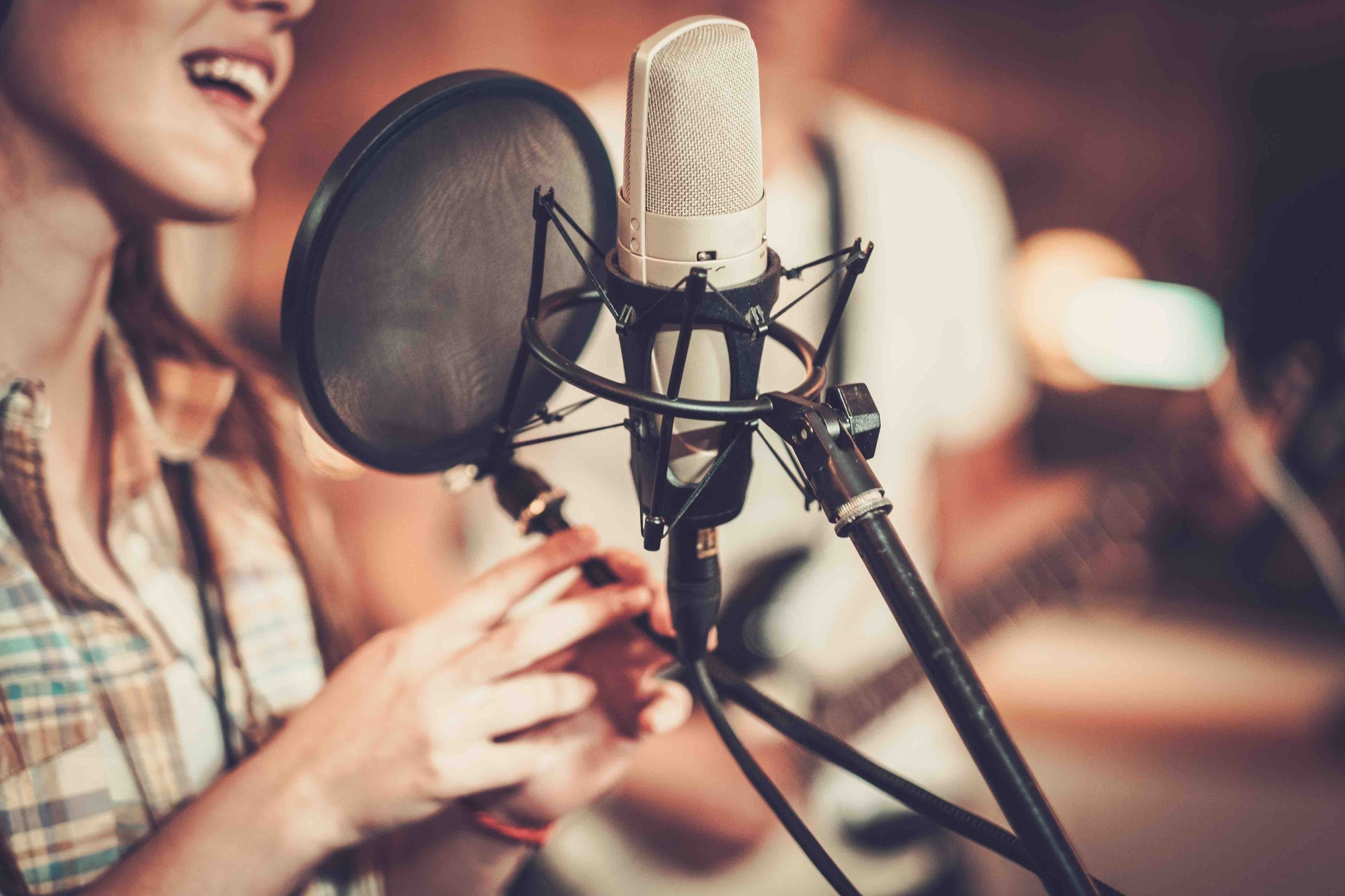 6 Tips For Better Home Vocal Recording