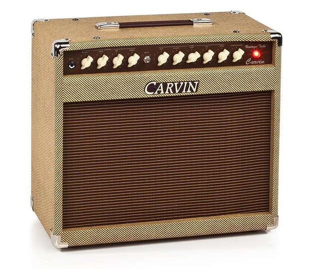 The Anatomy Of A Guitar Amplifier