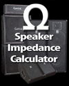 Carvin Audio Speaker Impedance Calculator App