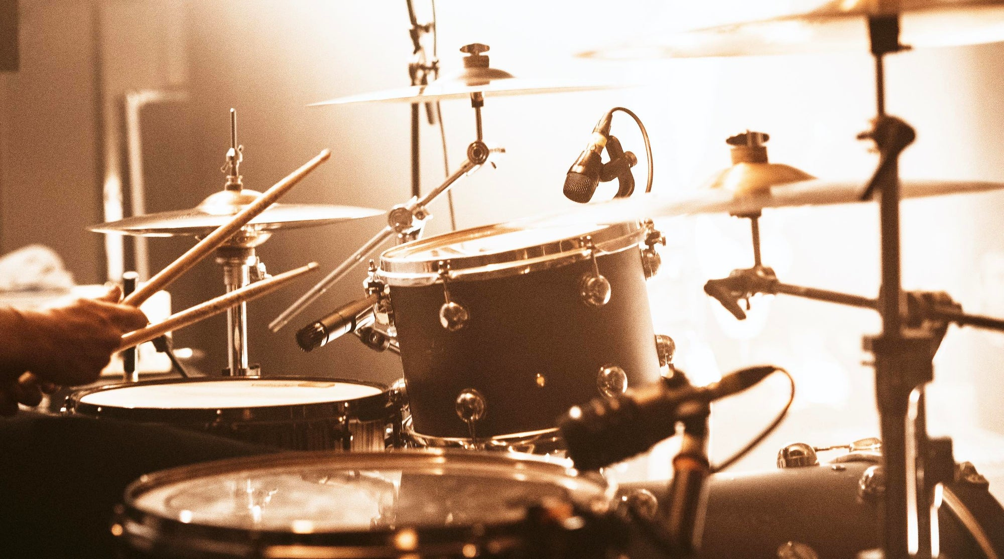 Start With The Drums: Cleaning Up Your Stage Sound From The Ground Up