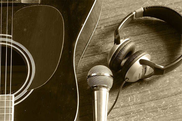 Finding the right instrument microphone