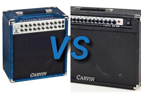 tube vs solid state guitar amps things to consider