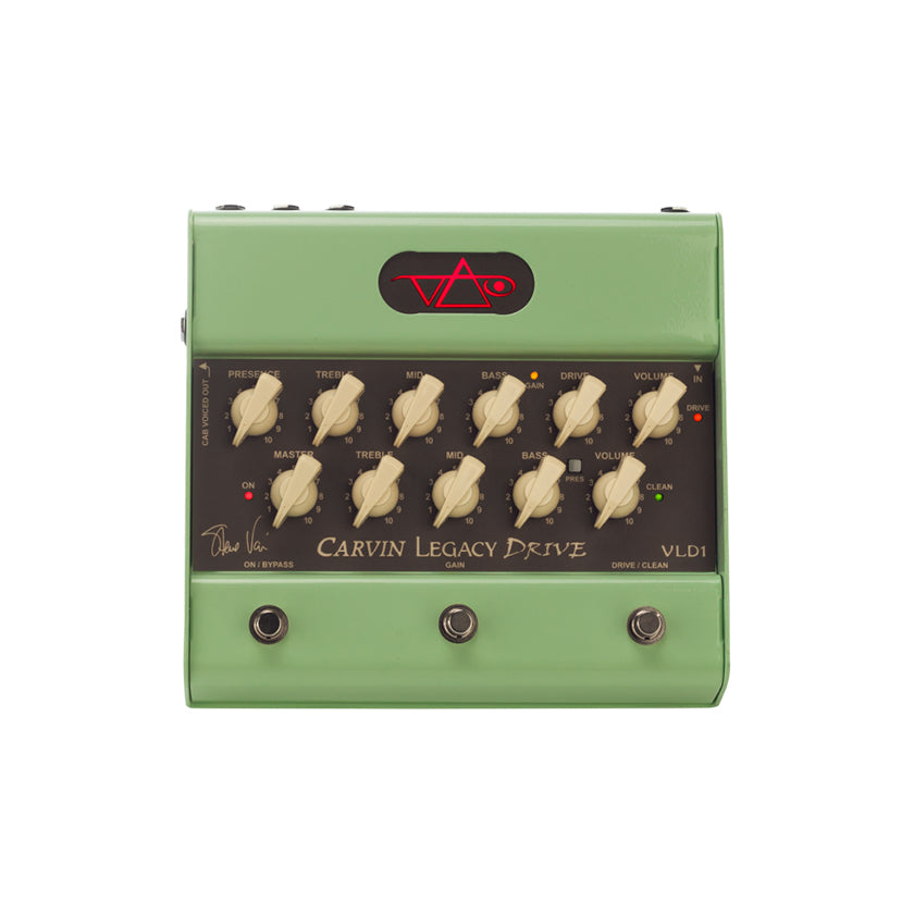 Homepage- Tube Preamp Pedals and Amplifiers