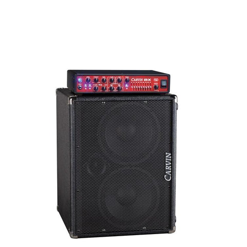 BX700 with BR210 compact 700 watt rig