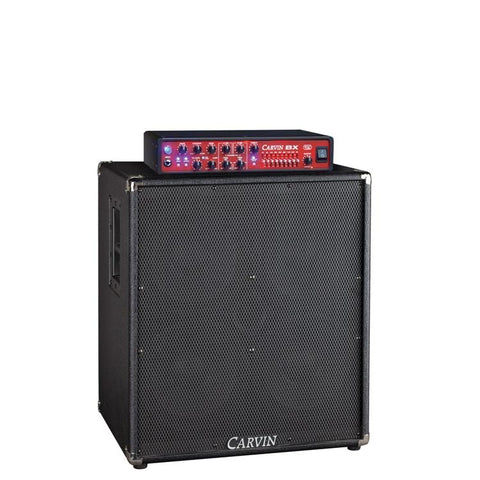 BX700 and BR410 cabinet for a 4 x 10-inch full range 700 watt bass rig