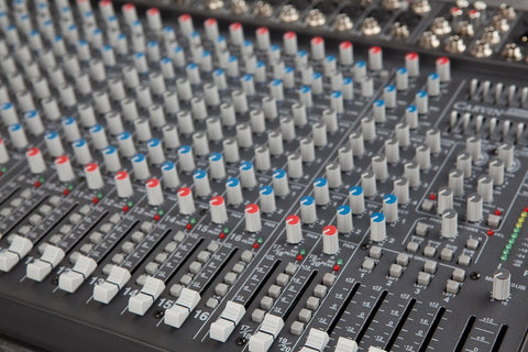 Mixing Live- 10 Steps to Pull Your Mix Together Quickly