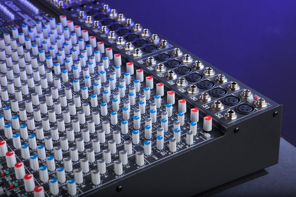 Mixer with EQ