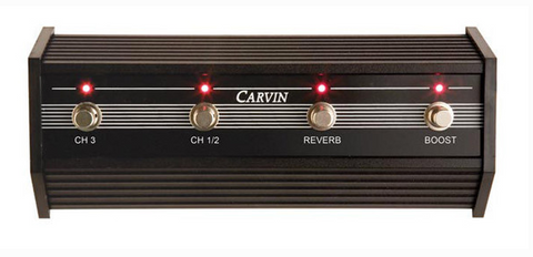 Carvin Audio FS44L-V3M Footswitch