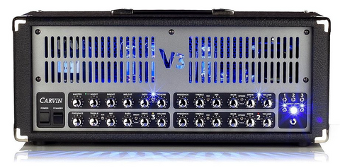 V3 100W 3 Channel All Tube Amp