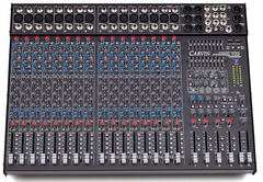 C1648P 16-channel, 4 amp powered mixer