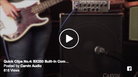 Explore the BX250's Built-In Compressor
