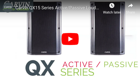 QX Series Demo Video
