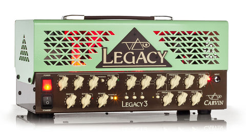 Steve Vai Legacy VL300 Tube Amplifier