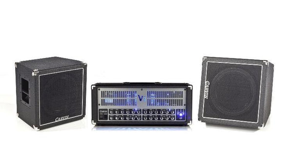 VX112 single 12-inch cabinets with V3 100W tube amplifier