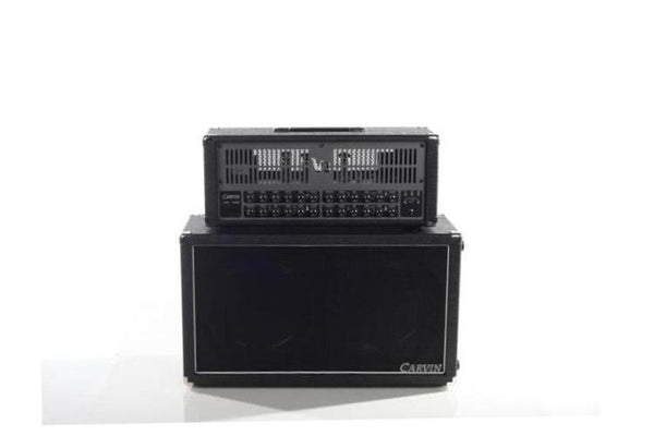VX212 dual 12-inch cabinet with V3 tube amplifier