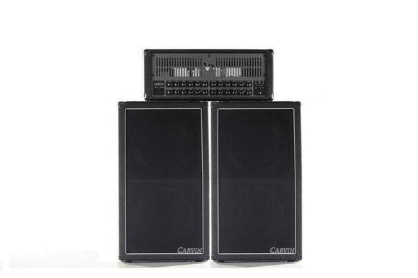 VX212S two dual 12-inch cabinets with V3 100W tube amplifier