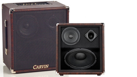 Carvin AG300 acoustic amplifier