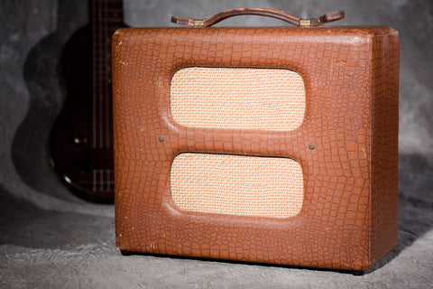 Vintage Carvin Amplifier