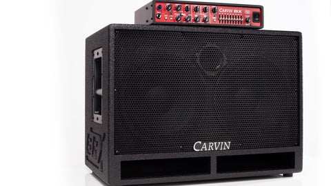 Think Your Bassist's Rig is Overkill?