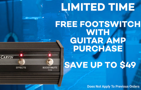 free foot switch limited time offer