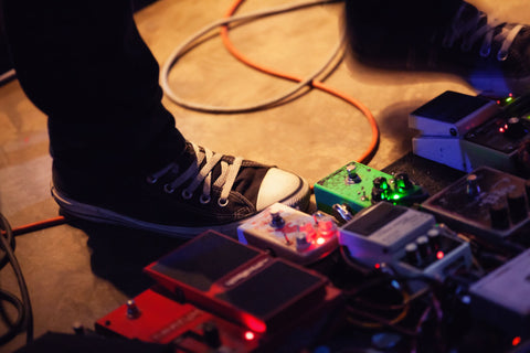 Effects Pedals: Using 'Goodie Boxes' Without Covering Up Your Tone