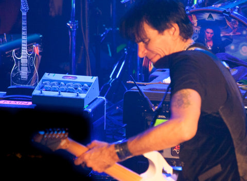 Steve Vai using the - VLD1 - Legacy Drive pedal live