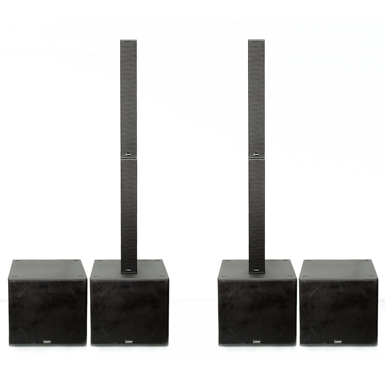 carvin trc600a active column array system
