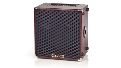 AG300 3-Way 250W Acoustic Amplifier in standard Brown vinyl