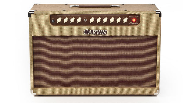Belair 2 X 12 50w All Tube Combo Amp Carvin Audio