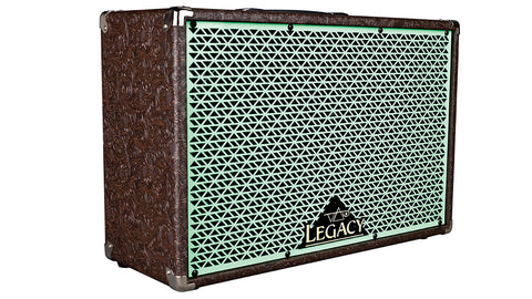 C212GE Legacy 3 Cabinet Green Grille