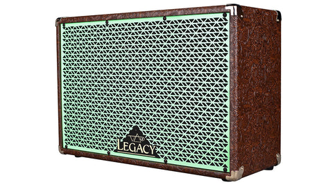 Steve Vai Legacy green grill, C212GE, two 12inch guitar speaker cabinet