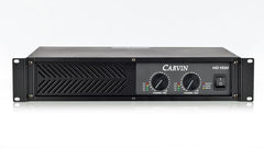 Heavy duty 3000W power amplifier.