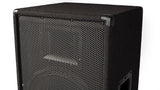 LS2153 1600W Dual 15 Inch 3-Way Main Compact Speaker Close Up Top