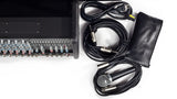 RX1200L-2153 1600W 12 Channel Complete PA System Cables and Mics