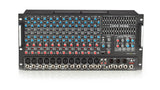 RX1200R Non-Powered 12 Channel Rackmount Stereo Mixer Front