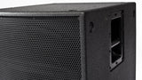 SCX1253 15 Inch 3-Way 1600W Speaker Close Up Handle